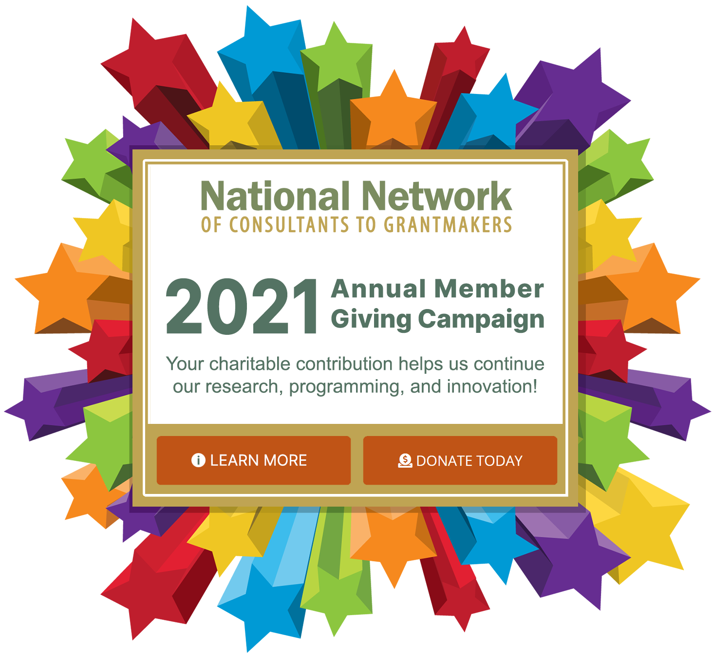 Annual Member Giving Campaign